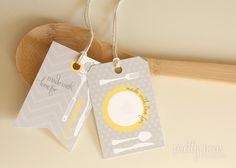 Homemade Goodies Gift Tags
