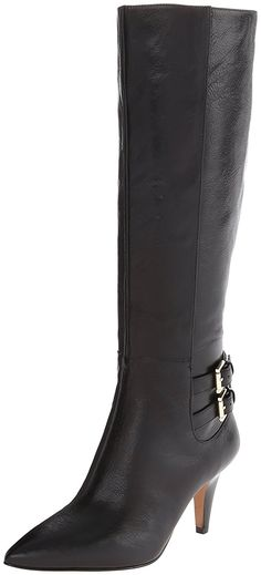 Nine West Women's Jiado Motorcycle Boot >>> Tried it! Love it! Click the image. : Knee high boots