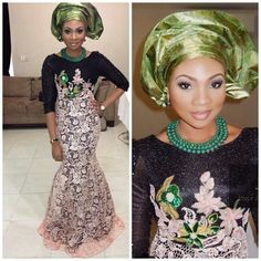 Beautiful dress snd lovely lady African dress