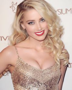 Amber Heard, I think she is the ^Human Version^ of Belle Cortez my Oc % Beauty and %Gorgeous