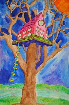 Magic tree house art projects