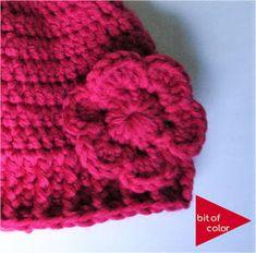 Haak Crochet Diagram, Little Girls, Projects To Try, Crochet Hats, Beanie, Patterns, Winter, Amigurumi, Accessories