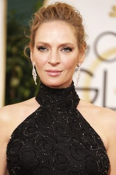 Uma Thurman Opens Up About Childhood Bullying That Made Her Self-Conscious of Her Looks