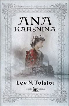 EL LIBRO DEL DÍA     Ana Karenina, de León Tolstoi.  http://www.quelibroleo.com/ana-karenina 7-9-2012