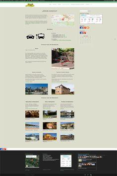Alquiler de huertos Zaldu. Página de donde estamos con información del pueblo de Gordexola y de la zona de Enkarterri