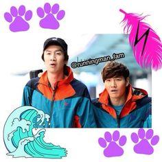 Instagram photo by runningman_fam - Oh! #rm #runningman #kjk #kimjongkook #jongkook #kookie #sparta #leekwangsoo #kwangsoo