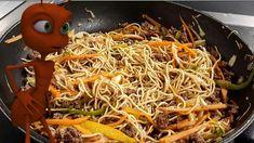 Japchae, Cooking, Ethnic Recipes, Passion, China, Food, Youtube, Kitchen, Eten