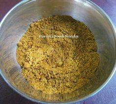 Oriental Style Curry Powder