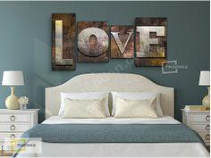 LOVE 149x70 4 PARÇA ÖZEL TASARIM KANVAS TABLO KARGO BİZDEN -  Tablo ve Diğer Dekoratif Ürün Fiyatları sahibinden.com'da