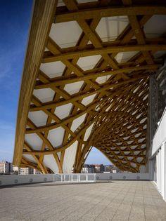 Centre Pompidou - Metz / Shigeru Ban e Jean de Gastines