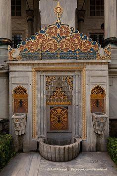 Topkapi Palace, Istanbul, Turkey