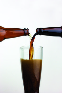 10 beer mashups: Brewers throw tradition out the window when they blend two beer styles to make these mixed brews.