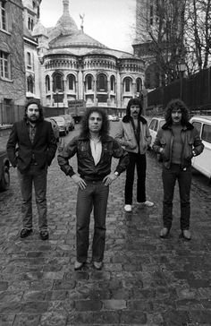 Black Sabbath with Ronnie James DIO..........