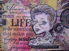 Unruly PaperArts: Art Journal Collage by  Paulien Hendrikx