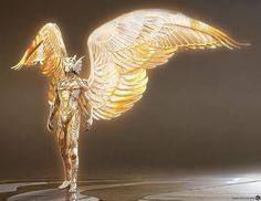 Angylion: Gods of Egypt Concept Art Horus Egypt Concept Art, Concept Art World, Egyptian Mythology, Egyptian Art, Gods Of Egypt Movie, Ange Demon, Angels And Demons, Gods And Goddesses, Fantasy Creatures