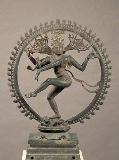 Cast for Eternity: Bronze Masterworks from India and the Himalayas 3. Shiva Nataraja, 'Lord of the Dance' India, Tamil Nadu Chola period, 12th century Bronze