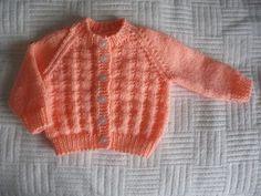 Free Newborn Knitting Patterns, Knit Patterns, Crochet Baby Poncho, Knit Crochet, Cardigan Pattern, Baby Cardigan, Baby Hats, Knitting Projects, Free Pattern