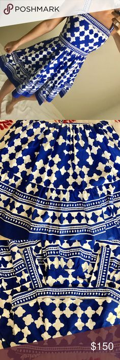 Kate Spade Royal Blue Dress Ever been worn! great condition! Size 6! Runs true to size kate spade Dresses