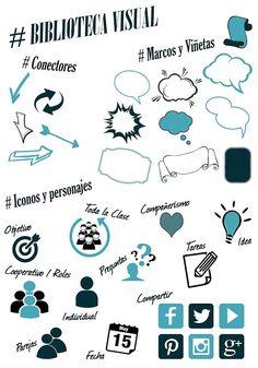 #VisualMooc | MOOC Visual Thinking_Unidad 2: Biblioteca Personal de Recursos Visuales por Juan Araque.