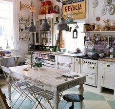 Kuhinje inspirirane boemskim stilom | D&D - Dom i dizajn