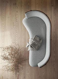 RF1903 Sideways Sofa – Cult - Design First Space Copenhagen, Modular Shelving, Traditional Furniture, Nordic Design, Scandinavian Interior, Sofa Design, Furniture Design, Danish Design, Design Trends