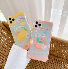 Juice Bear Phone Case - for iphone 8 Plus / Lemon