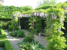 Pergola For Small Backyard Pergola With Roof, Pergola Shade, Pergola Patio, Pergola Ideas, Wisteria Pergola, Steel Pergola, Pergola Kits, Back Gardens, Small Gardens
