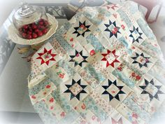 Lincoln - vintage Schnibbles This pattern has so many possibilities
