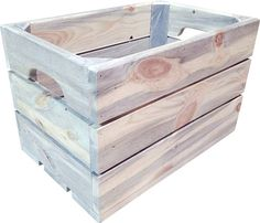 Beetle Kill Pine Apple Crate   Eco Friendly & Environmentally Sustainable:  4 of them!!