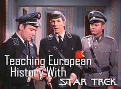 Teaching European History with Star Trek  Milk and Cookies Blog by @Amy Alder