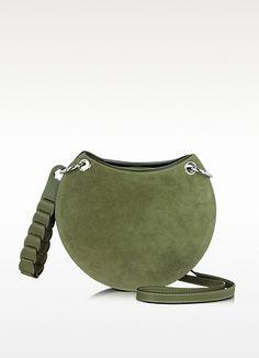 Suede Circle Bag - Emilio Pucci