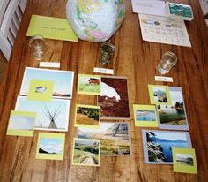 Geography: Air, Land, Water at http://learningjourneyjournal.blogspot.com/