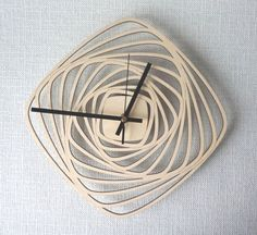 130 Creative Wall Clock Design Ideas https://www.futuristarchitecture.com/23918-wall-clock.html