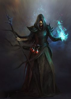 Concept Art Hooded Cultist