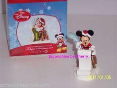 Disney Mickey's Christmas List Dept 56 Christmas Villag