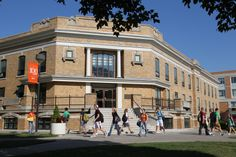Williams Hall - Home to the Departments of History, Political Science and Sociology
