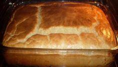 Pastelão de forno de liquidificador