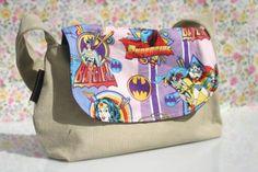 Sophie Bag - Wonder Woman | LCG Creations