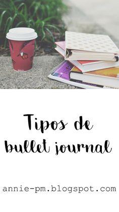 Tipos de Bullet Journal