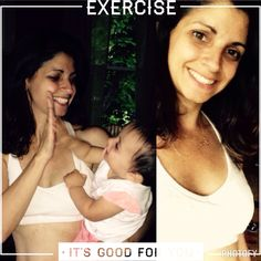 Being the role model of a strong woman is my biggest inspiration!  #upliftingladies #beachbody  #fitmom