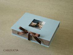 Carolicia Cartonaje: Cajas para fotografías