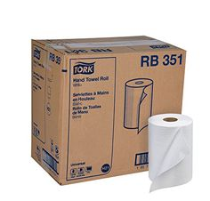 Tork Universal Hardwound Paper Roll Towel, Width x Length, White (Case of 12 Rolls, 350 per Roll, Feet) Cleaning Supply Storage, Cleaning Supplies, Ultrasonic Cool Mist Humidifier, How To Roll Towels, Aroma Essential Oil, Food Service Equipment, Cleaners Homemade, Household Cleaners, Dry Hands
