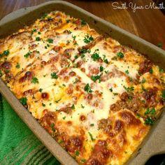 Classic Lasagna - Enjoy!