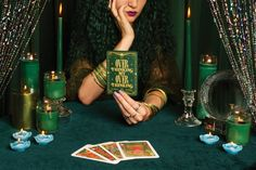 Jessica Walsh on Behance Tarot, Blog Design Inspiration, Institute Of Contemporary Art, Brand Advertising, Photography Series, Portrait Photography, School Of Visual Arts, Prop Design, Set Design