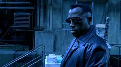 """Wesley Snipes está """"en negociaciones"""" con #Marvel para traer de vuelta a #Blade a la pantalla grande.   """"Es un tema de conversación. Es inescapable. Tienen sus planes, nosotros tenemos los nuestros y ambos nos estamos moviendo a un ritmo acelerado para crear magia. Vamos a ver si todo se ajusta. Hay una gran posibilidad, pero si no sucede, tenemos otro proyecto que va a estar de cara a cara con Blade""""."""