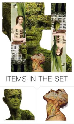 """A Little Surreal"" by sabine-promote ❤ liked on Polyvore featuring art"