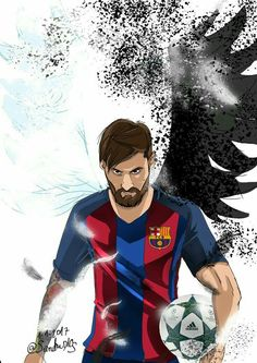 L. Messi / Barcelona!