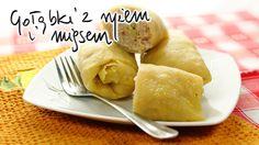 Gołąbki z ryżem i mięsem (Stuffed Cabbage with Rice and Meat), to klasyczna forma tej potrawy, bardzo dobra, łatwa do wykonania, doskonała na obiad. Gołąbki można zjeść bez dodatków ale też z ziemniakami, sosem, np. pomidorowym czy pieczarkowym i pieczywem lub ziemniakami. Możliwości jest sporo.