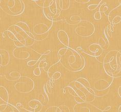 wallpaper . Filigree . Walt Disney Signature . in 5 colorways . via York Wallcoverings