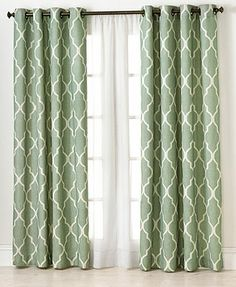 Elrene Medalia Window Treatment Collection